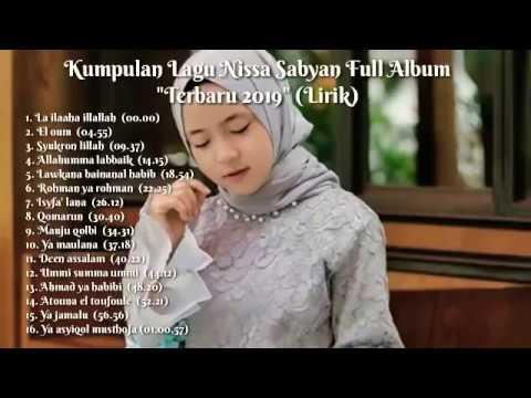 nissa-sabyan-full-album-terbaru-2019-[sabyan-gambus]