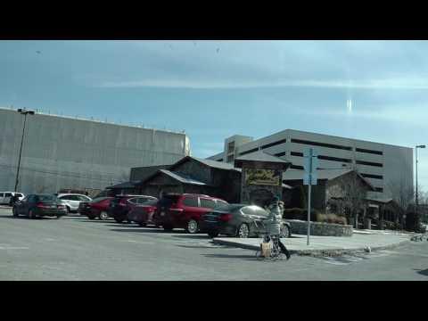 City Approach and Circulation of Adjacent Big Box Center