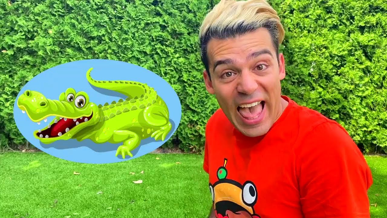 जानवरों के बारे में एक मजेदार कहानी Jason and Alex