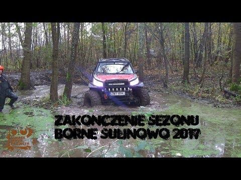 Zakończenie Sezonu Borne Sulinowo 2017 Rajd off road 4x4 long play