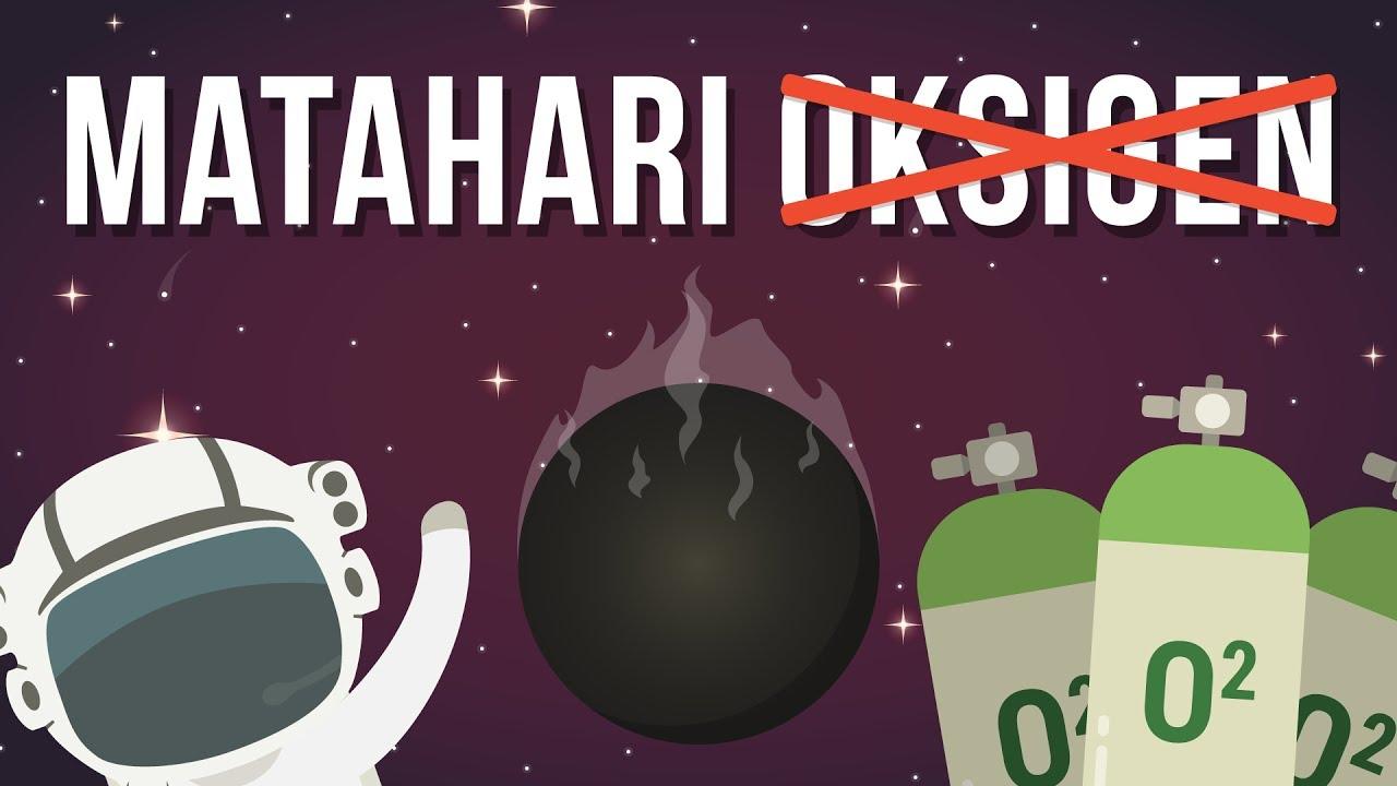 Bagaimana Matahari Terbakar Tanpa Oksigen di Luar Angkasa?