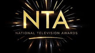 National TV Awards 2018 You Can Be There