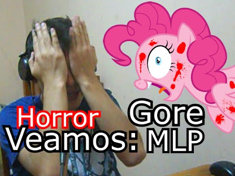 Veamos Horror Mlp Gore Smile Hd Y Cupcakes Youtube