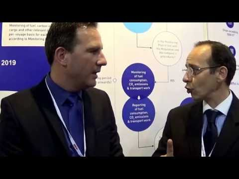 Hellenic Shipping News Worldwide Posidonia 2016 Coverage: Verifavia Shipping Interview