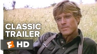 Out of Africa Official Trailer #1 - Robert Redford Movie (1985) HD