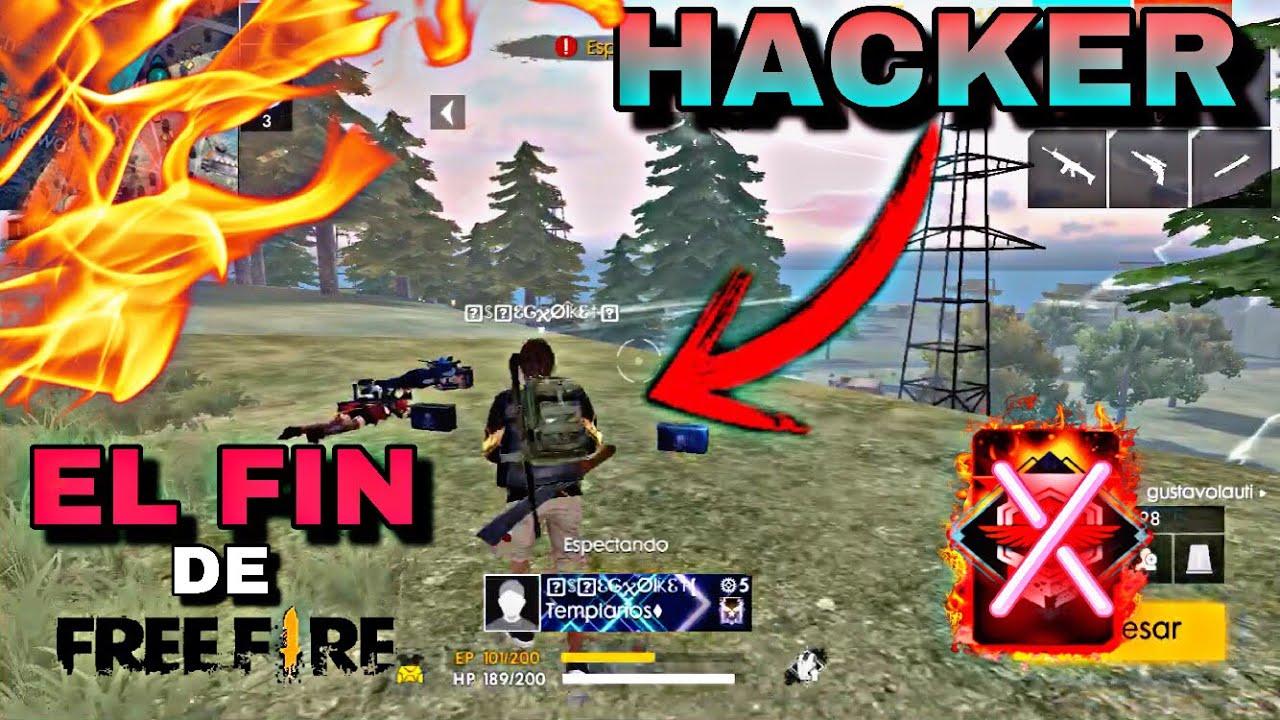 ¡NO PUEDO CREER ESTO (hablo con un hacker) // FREE FIRE #HACKER