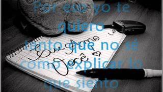 Para tu amor - Juanes (Letra)