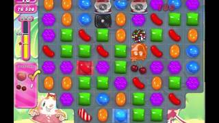 Candy Crush Saga level 635 - 3 stars, no boosters used!