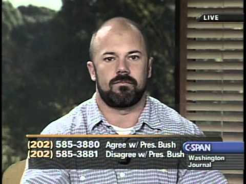 Christopher Hitchens   2002   On Washington Journal with Andrew Sullivan   November