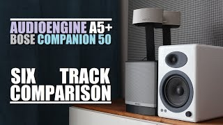 Bose Companion 50 vs Audioengi…