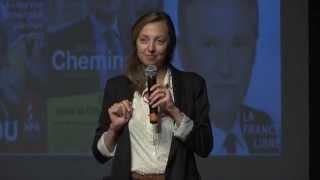 L'engagement citoyen à l'ère du numérique | Léonore DE ROQUEFEUIL | TEDxLIleSaintDenis