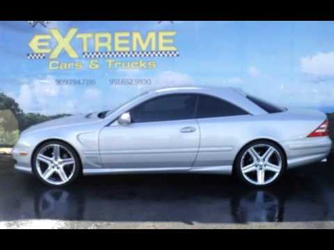 Used 2002 mercedes benz cl500 for sale in redlands ca for Mercede benz for sale