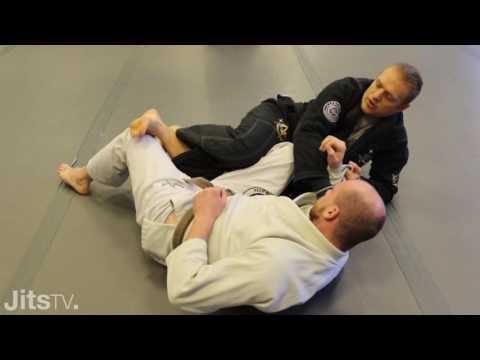 How to Sweep from De La Riva X-Guard | Nic Gregoriades | BJJ Instructional