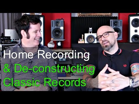 Producer Christian Hand Talks Radio, A&R, Home Studio Recording and De-constructing Classic Records