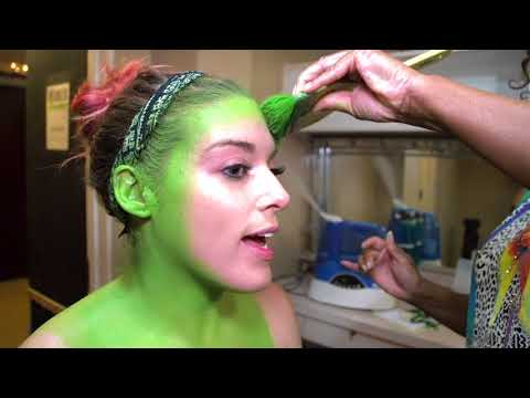 Wicked: Mary Kate Morrissey gets greened