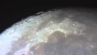 moon north pole - neximage 5 Celestron Nexstar 127 SLT