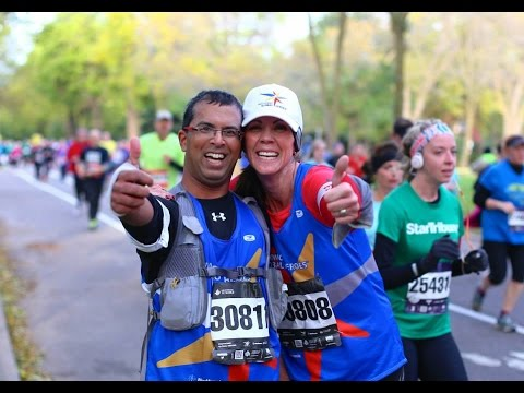 Medtronic Global Heroes 10 Mile And Marathon 2014