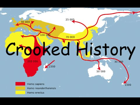human migration crooked history youtube