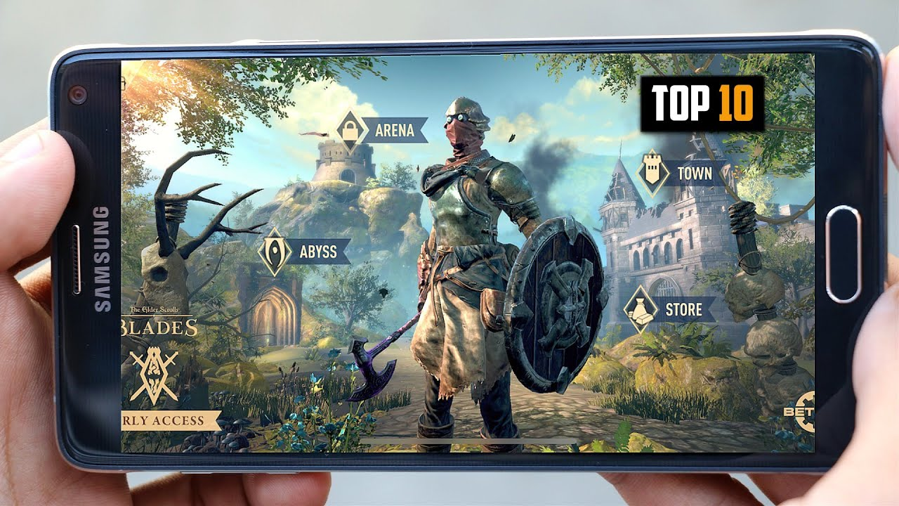 Top 10 New Android Games Of The Month April 2019 High