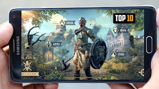 Top 10 New Android Games Of The Month   April 2019 | High Graphics (online/offline)