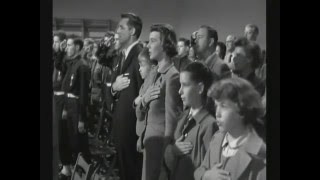 1952 Pledge of Allegiance and Boy Scout Oath