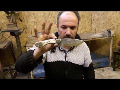 Dövme Bıçak ve