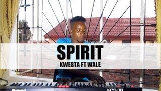 Kwesta ft Wale - Spirit-  (Piano Cover Cords) Dj Romeo SA