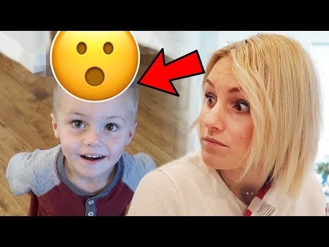 WHAT DID YOU DO TO YOUR HAIR?! | Ellie And Jared