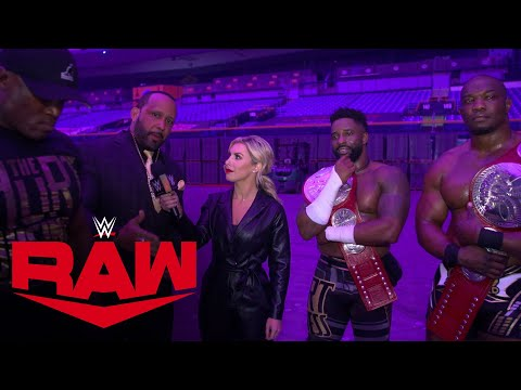 Only Armageddon can stop The Hurt Business: WWE Network Exclusive, Feb. 1, 2021