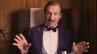 THE GRAND BUDAPEST HOTEL Official Trailer (Wes Anderson - 2014)