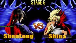 [TAS] Bloody Roar 2 Shen Long play 3