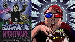 MST3K 604 Zombie Nightmare Review    Adam West's Turkey Day