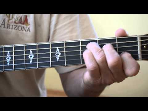 Wildwood flower -  Flat Picking a Carter family guitar song