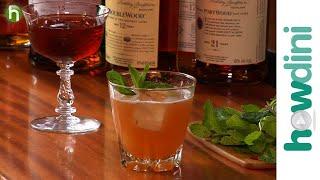 How to make scotch cocktails - Rob Roy and Balvenie Mash
