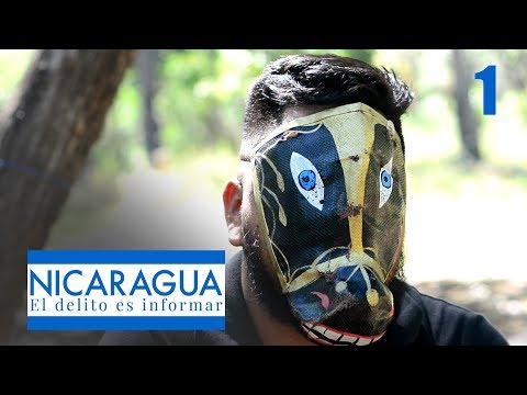 La resistencia pacífica enfrenta la represión : Nicaragua, el delito es informar | EL TIEMPO