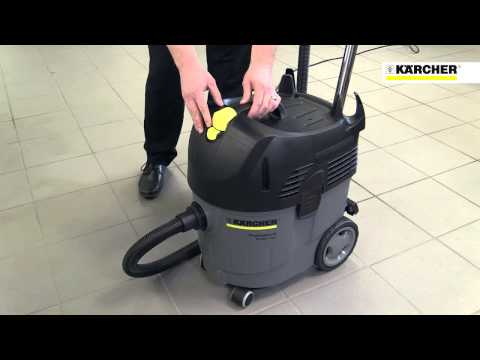 Karcher NT 35/1 TACT Commercial Wet & Dry Vacuum Cleaner