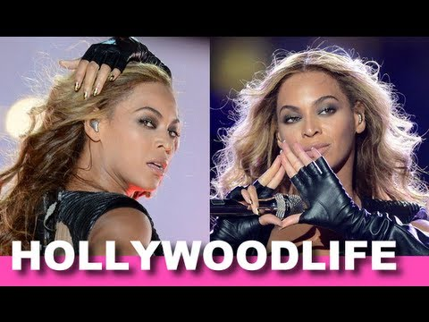 Beyonce Super Bowl Halftime Show Performance