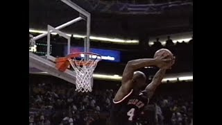 Harold Miner  - 1995 NBA Slam Dunk Contest (Champion)