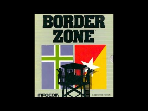 Border Zone walkthrough (Apple IIGS - Infocom)