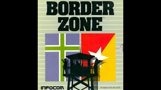 Border Zone walkthrough (Apple IIGS - Infocom)