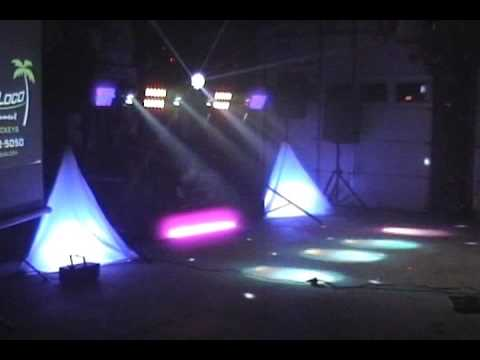 Coco loco dj 39 s ultimate lighting setup youtube Ultimate lighting
