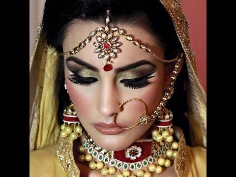 Makeup by Saira Iqbal MUA -Arabic double winged eyeliner