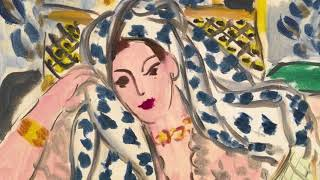 Henri Matisse (1869 - 1954) - Part   XXIII - A collection of paintings from   1941 to 1942.
