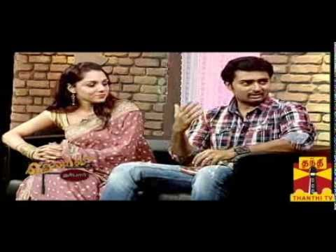 Thenali Darbar - Actor Prasanna & Actress Lekha Washington 11.12.2013 Thanthi TV