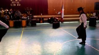 Conjunto Folclórico del Liceo Rodulfo Amando Philippi Paillaco (argentina)
