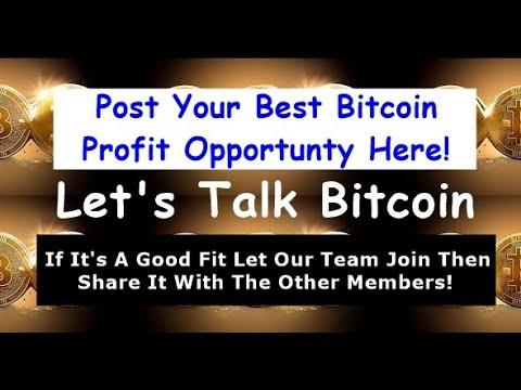 Bitcoin len investment opportunities