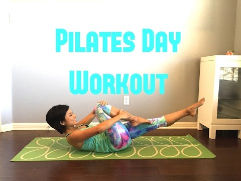 Pilates Day Workout