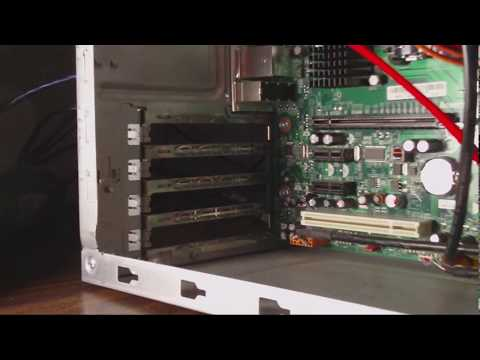 How To Cheaply Clean Inside Computer