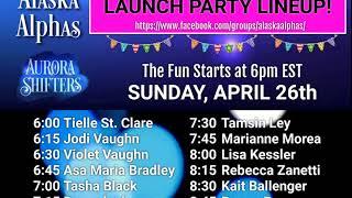 Alaska Alphas Launch Party Lineup