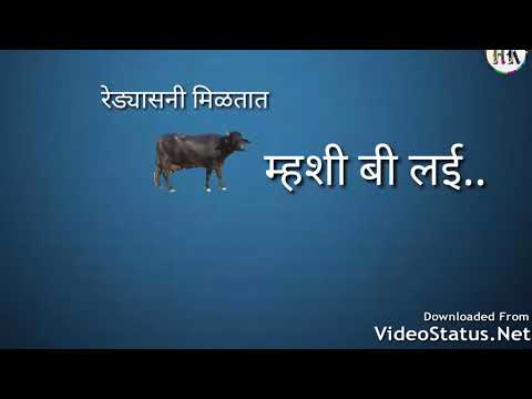 Deva Re Deva Tula Ugach Ka Mhantat Mayalu Kanvalu | WhatsApp Status Video Song